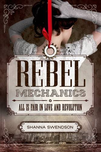 Rebel Mechanics cover