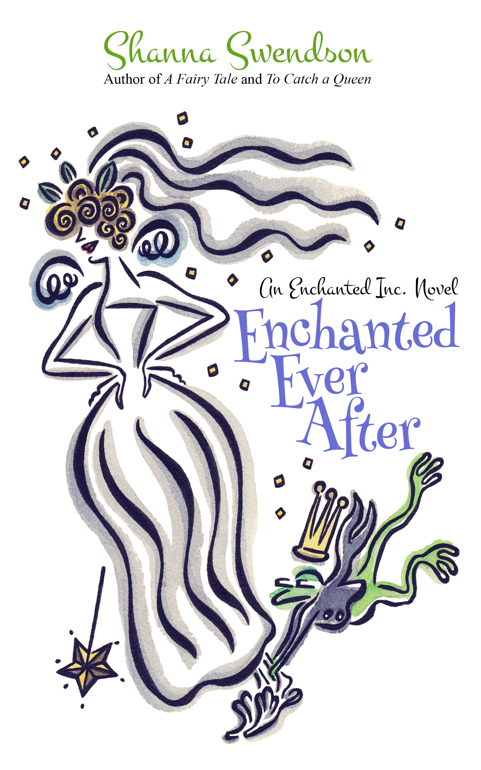 enchanted ever after cover
